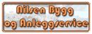 Nilsen bygg & anleggservice logo