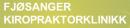 Fjøsanger Kiropraktorklinikk logo