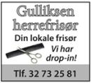 Herrefrisør Gulliksen logo