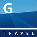 G Travel avd Egersund logo