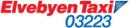 Elvebyen Taxi AS logo
