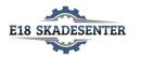 E18-Skadesenter AS logo