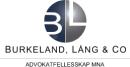 Burkeland, Lång & Co Advokatfellesskap logo