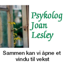 Psykolog Joan Lesley logo