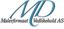 Malerfirmaet MD Vedlikehold AS logo