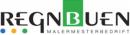AS Regnbuen Malermesterbedrift logo