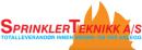Sprinklerteknikk AS logo