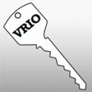 Vrio Lås & Nøkkel AS logo