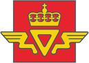 Statens vegvesen vegavdeling Kongsvinger logo