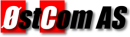 Østcom AS logo