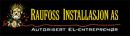 Raufoss installasjon AS logo