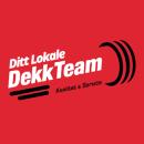 DekkTeam Vinstra logo