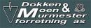 Dokken og Moen Murmesterforretning AS logo