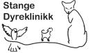 Stange Dyreklinikk AS logo