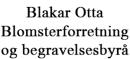 Blakar Otta Blomsterforretning & Begravelsesbyrå logo