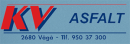 KV asfalt logo