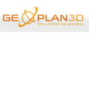 Geoplan 3D AS logo