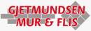 Gjetmundsen Mur & Flis logo