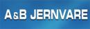 A&B Jernvare AS logo