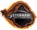 Østerhaug Sandblåsing og Lakkering logo