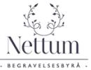 Nettum Begravelsesbyrå logo