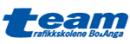 Team Trafikkskolene Bo & Anga logo