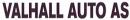 Valhall Auto AS logo