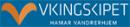 Hamar Vandrerhjem Vikingskipet logo