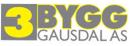 3 Bygg Gausdal AS logo