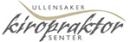 Ullensaker Kiropraktorsenter logo