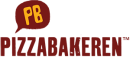 Pizzabakeren Mjøndalen logo