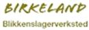 Birkeland Blikkenslagerverksted ANS logo