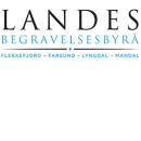 Landes Begravelsesbyrå AS avd Mandal logo