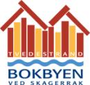 Bokbyen ved Skagerrak, stiftelsen logo