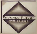 Frogner Frisør DA logo