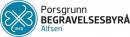Porsgrunn Begravelsesbyrå AS logo