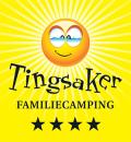 Tingsaker familiecamping logo