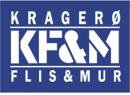 Kragerø Flis og Mur AS logo