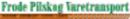 Frode Pilskog Varetransport AS logo