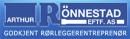 Arthur Rønnestad Eftf. AS logo