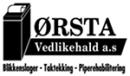 Ørsta Vedlikehald A/S logo
