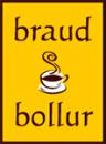 Braud og Bollur Amfi Storkaia Brygge logo