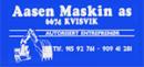 Aasen Maskin AS logo