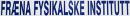 Fræna Fysikalske Institutt logo