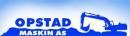 Opstad Maskin AS logo
