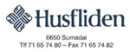 Husfliden Surnadal AS logo