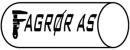 Fagrør AS logo
