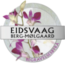Eidsvaag Berg-Mølgaard Begravelsesbyrå AS logo