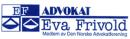 Advokat Eva Frivold logo