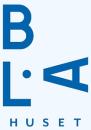 Blåhuset AS logo